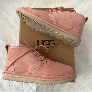 New in box UGG Neumel Chukka Boots LA Sunset 8
